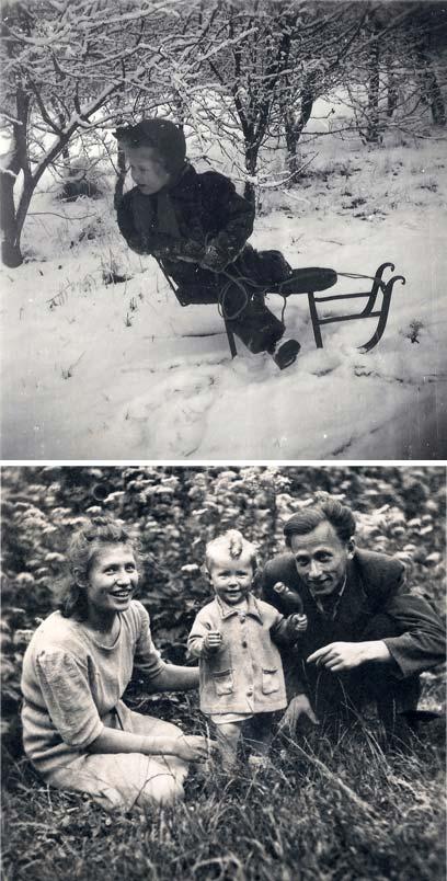 תמונות של נחום ולך ומשפחתו (צילום: נחום ולך) (צילום: נחום ולך)