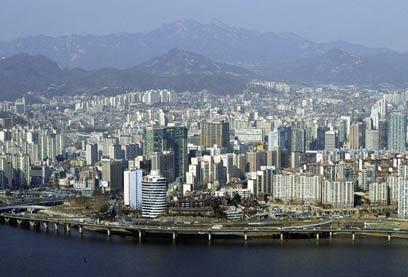 שכונות לא סימפטיות של העולם. סיאול (צילום: GettyImages image bank)