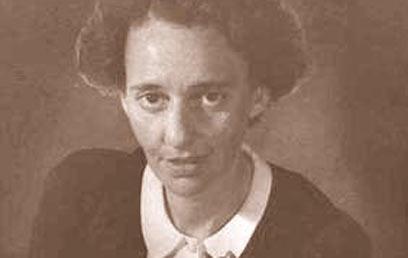 """לאה גולדברג. דודה של שום איש (צילום: לע""""מ) (צילום: לע"""