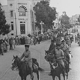 חיילי צבא צרפת החופשית לאחר כיבוש דמשק במלחמת העולם השנייה, 1941