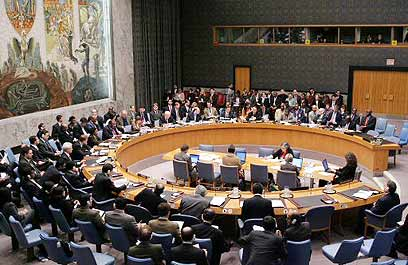 The battlefield: UN Security Council (Photo: AFP)
