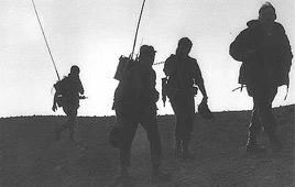 """מלחמת ההתשה. צילום: משה מילנר, לע""""מ"""