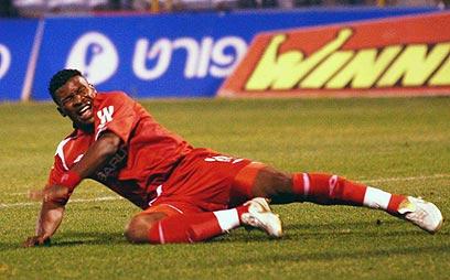 זיטו אוגבונה. סיים את חלקו בהפועל ובעולם הכדורגל (צילום: אלי אלגרט) (צילום: אלי אלגרט)