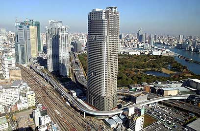 Tokyo. About 13,000 tourists and businesspeople arrived in Israel from Japan in 2014 (Photo: AP)