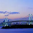 מפרץ טוקיו וגשר הקשת בענן