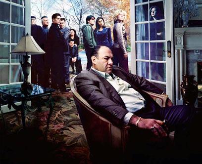 """""""הסופרנוס"""". החזירה את הכבוד למשפחות הפשע הטלוויזיוניות ()"""
