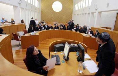 בית המשפט העליון. ההרכב ישתנה (צילום: חיים צח) (צילום: חיים צח)