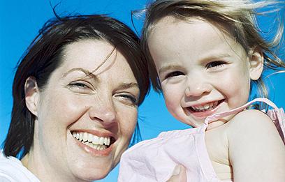לא לגרום לילדים הרגשת דחייה (צילום: סי די בנק) (צילום: סי די בנק)