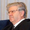 """אהרון ברק, נשיא בית המשפט העליון בדימוס וממובילי """"המהפכה החוקתית"""""""