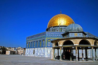 Dome of the Rock (Photo: Ron Peled)
