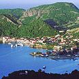 גואדלופ, איים בצפון-מזרח הים הקריבי
