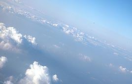 עננים. צילום: גלית קוסובסקי