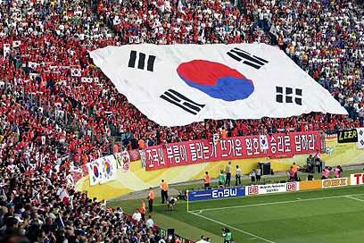 לפני עשור זה נראה אחרת. מונדיאל 2002 בקוריאה, תקופה נפלאה לכדורגל המקומי (צילום: רויטרס) (צילום: רויטרס)