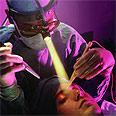 לקרני הלייזר יישומים רפואיים רבים