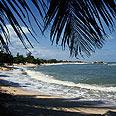 חוף ים בהאיטי