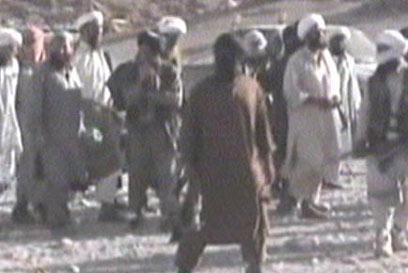 Planning 9/11 Bin Laden and al-Qaeda terrorists (Footage: Al-Jazeera)