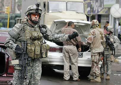 U.S. troops in Iraq (Photo: Reuters)