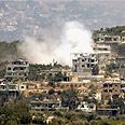 הפצצות בכפר עייתא א-שעב