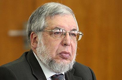השגריר לשעבר, זאב בן אריה (צילום: אלכסנדרה טולוצ'קו, בלטה)