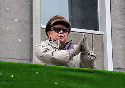מנהיג צפון-קוריאה, קים ג'ונג איל. זה יכול לעניין גם אותו (צילום: AFP) (צילום: AFP)