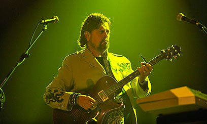Alan Parsons. 'I will perform wherever I am invited to' (Photo: Dudu Azoulay)