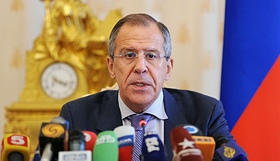 Russian FM Lavrov (Photo: AFP)