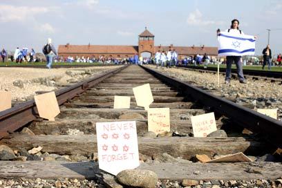 Auschwitz-Birkenau (Photo: AFP)