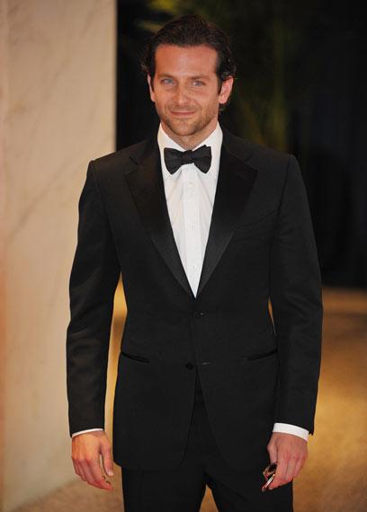 בראדלי קופר. הגבר הכי סקסי בעולם לפי מגזין פיפל (צילום: AFP) (צילום: AFP)