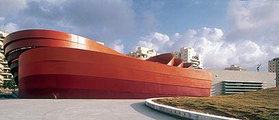 מוזיאון העיצוב חולון (צילום: יעל פינקוס) (צילום: יעל פינקוס)