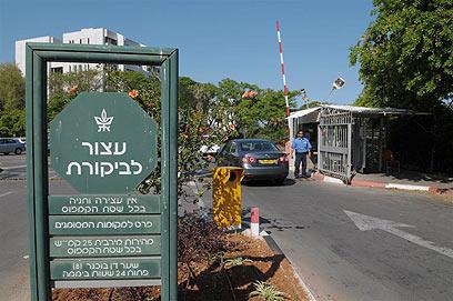 אילוסטרציה. הכניסה לאוניברסיטת תל אביב (צילום: ירון ברנר) (צילום: ירון ברנר)