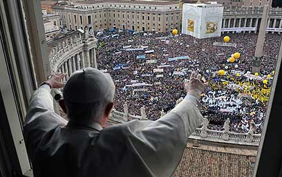 התגלה כבעל עמדות נוקשות ושמרניות ביותר  (צילום: AFP) (צילום: AFP)