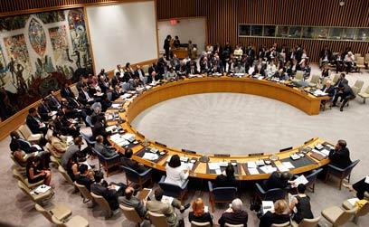 מועצת הביטחון תוכל להחליט על סנקציות נוספות? (צילום: רויטרס) (צילום: רויטרס)