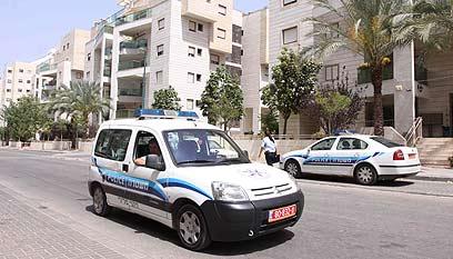 בכיר הכדורגל הישראלי נעצר (צילום: עידו ארז ) (צילום: עידו ארז )
