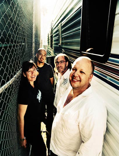 The Pixies are coming to the Holy Land (Photo: MCT)