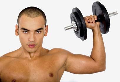 ביצוע מהיר מדי = עומס על השרירים וחוסר שליטה על התנועה (צילום: Index Open) (צילום: Index Open)
