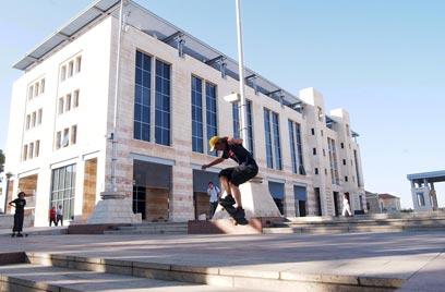עיריית ירושלים. רשויות חלשות נחלשות עוד יותר (צילום: אלכס קולומויסקי) (צילום: אלכס קולומויסקי)