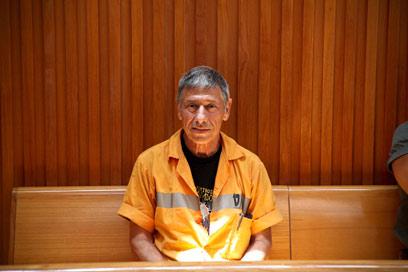 גולדבלט בבית המשפט (צילום: נועם מושקוביץ   ) (צילום: נועם מושקוביץ   )
