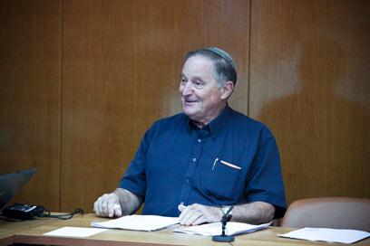 ארז. זכה ב-70 אחוז מהקולות של חברי המועצה (צילום: נועם מושקוביץ) (צילום: נועם מושקוביץ)