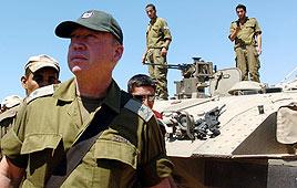 אלוף פיקוד דרום לשעבר, יואב גלנט. ללא שינוי מהותי במרכיב הכוח (צילום: גדי קבלו) (צילום: גדי קבלו)