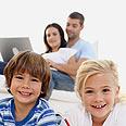 שכונה אטרקטיבית למשפחות. אילוסטרציה צילום: index open