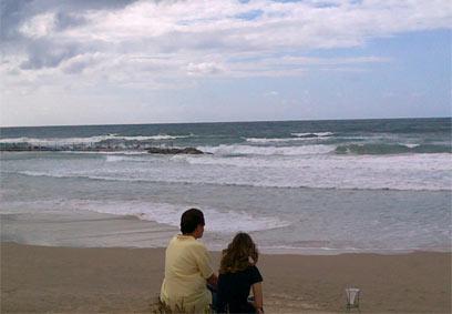 חוף תל-ברוך (ארכיון) (צילום: גידו רן) (צילום: גידו רן)
