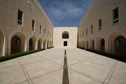 להעביר את בית המשפט העליון לכניסה לירושלים (צילום: רון פלד) (צילום: רון פלד)