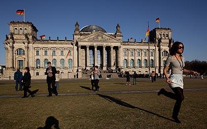 הישראלים אוהבים אותה. ברלין (צילום: Getty Images Imagebank) (צילום: Getty Images Imagebank)