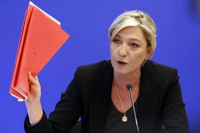 Marine Le Pen (Photo: AFP) (Photo: AFP)