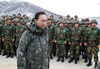 South Korean President Lee Myung-b (Photo: AP)