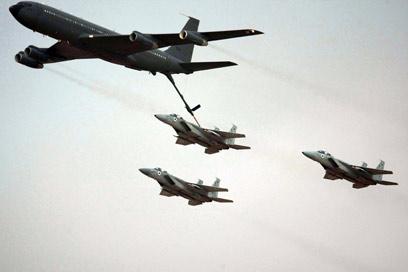 IAF jets. Military option to make a comeback? (Photo: AFP)