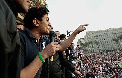 """""""אבו אל-פתוח הצליח להתגבר על המחלוקות"""". גוניים (צילום: רויטרס) (צילום: רויטרס)"""