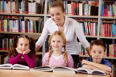 תנו לילד שלכם הרגשה שהוא זכה במורה מצוינת (צילום: shutterstock)