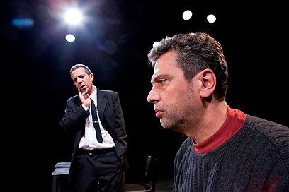 """""""יוליסס על בקבוקים"""". פרסי ההצגה והמחזה מקורי  (צילום: ז'ראר אלון) (צילום: ז'ראר אלון)"""