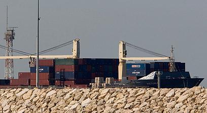 """האונייה """"ויקטוריה"""". השתתף גם בהשתלטות עליה (צילום: AP) (צילום: AP)"""
